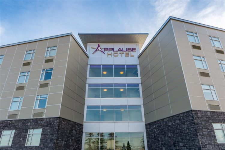 Applause Hotel Calgary Airport, AB T2E7Y5 near Calgary International Airport View Point 1