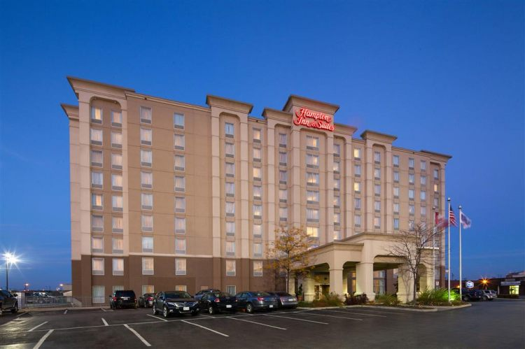 Hampton Inn & Suites Toronto Airport Ontario, ON LYV1A3 near Toronto Pearson International Airport View Point 18