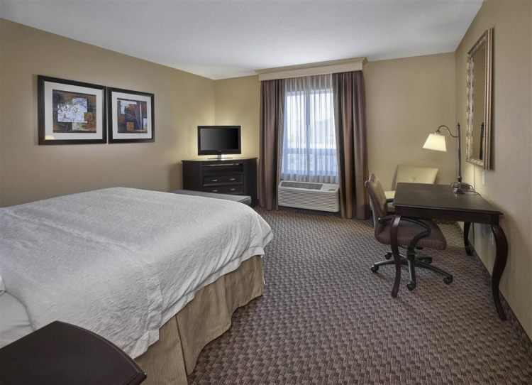 Hampton Inn & Suites Toronto Airport Ontario, ON LYV1A3 near Toronto Pearson International Airport View Point 6