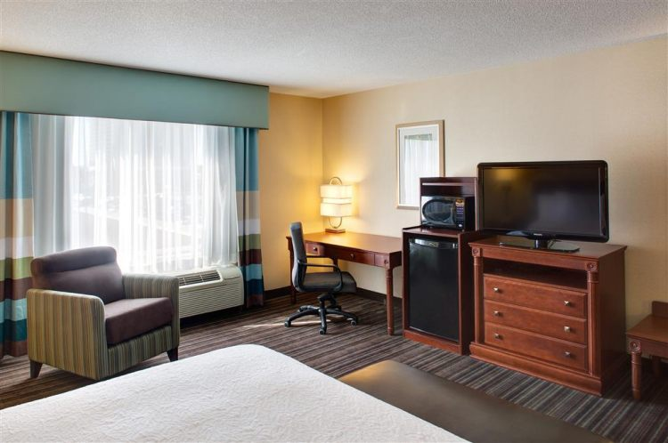 Hampton Inn & Suites Toronto Airport Ontario, ON LYV1A3 near Toronto Pearson International Airport View Point 4