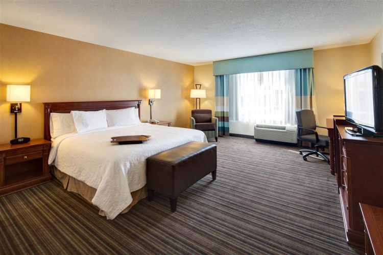 Hampton Inn & Suites Toronto Airport Ontario, ON LYV1A3 near Toronto Pearson International Airport View Point 3