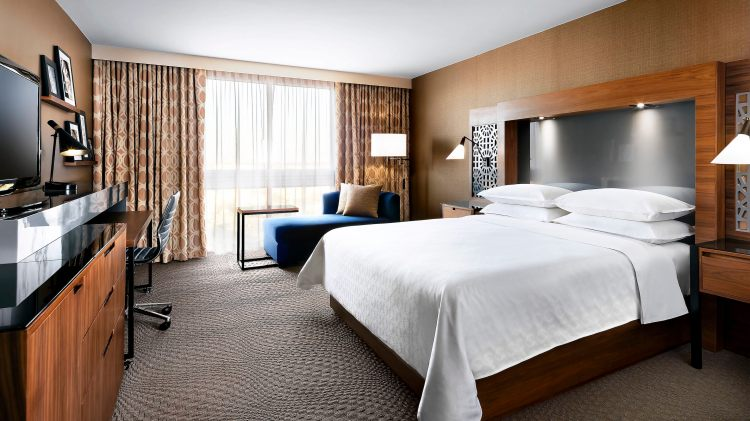 Sheraton Toronto Airport Hotel & Conference Centre, ON M9W 1J5 near Toronto Pearson International Airport View Point 24