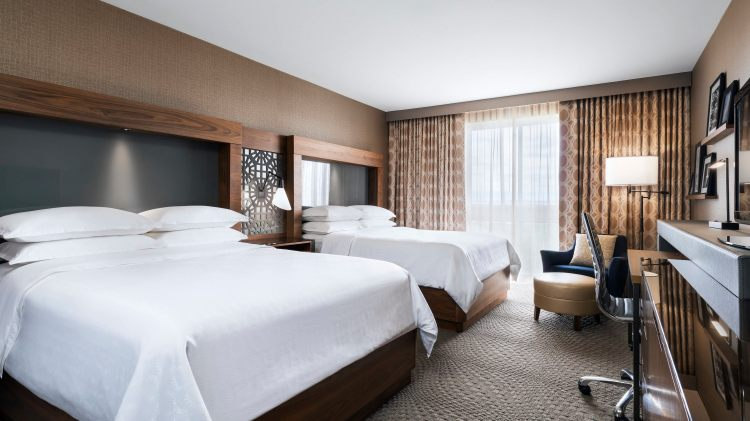Sheraton Toronto Airport Hotel & Conference Centre, ON M9W 1J5 near Toronto Pearson International Airport View Point 17