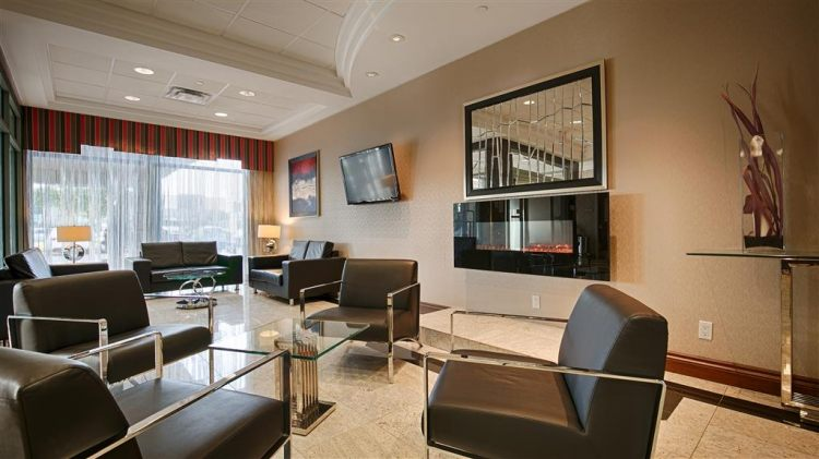 Best Western Plus Travel Hotel Toronto Airport, ON M9C5K5 near Toronto Pearson International Airport View Point 19
