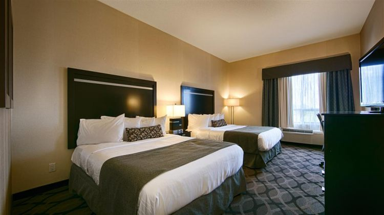 Best Western Plus Travel Hotel Toronto Airport, ON M9C5K5 near Toronto Pearson International Airport View Point 8