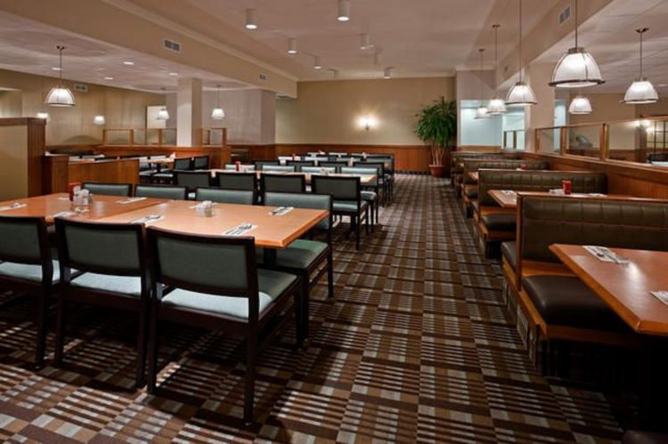 Holiday Inn Toronto-Airport East, ON M9W1J1 near Toronto Pearson International Airport View Point 6