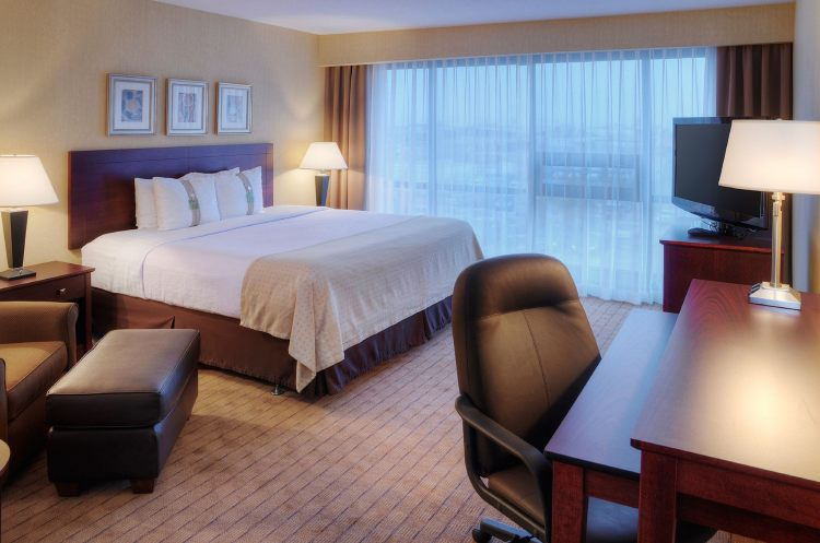 Holiday Inn Toronto-Airport East, ON M9W1J1 near Toronto Pearson International Airport View Point 5