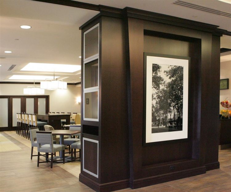 Hampton Inn Toronto Airport Corporate Centre Hotel, ON M9C 5K5 near Toronto Pearson International Airport View Point 41