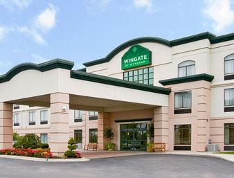 Wingate By Wyndham Flint / Grand Blanc, MI 48439 near Bishop International Airport View Point 1
