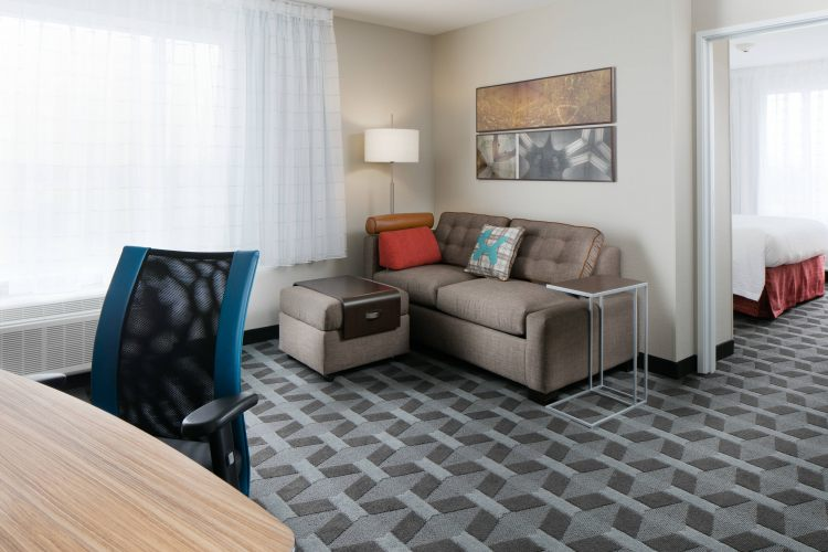 TOWNEPLACE STES ARPT MARRIOTT, MO 64153 near Kansas City International Airport View Point 7