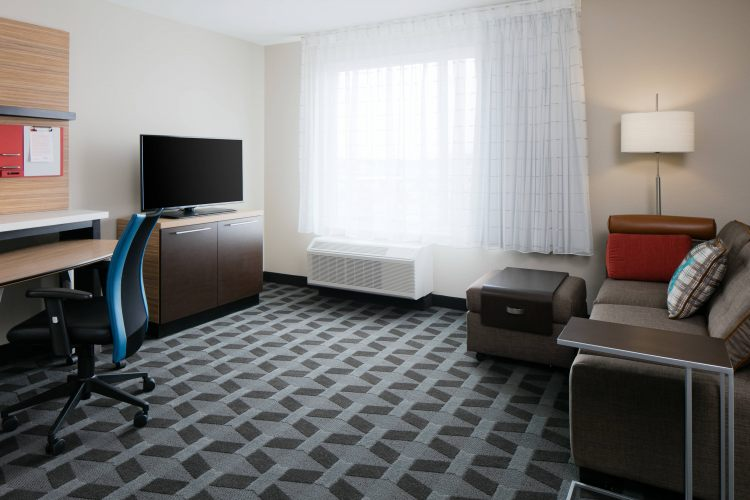 TOWNEPLACE STES ARPT MARRIOTT, MO 64153 near Kansas City International Airport View Point 6