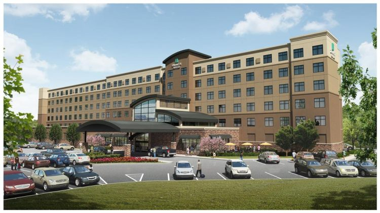 Embassy Suites by Hilton Akron Canton Airport, OH 44720 near Akron-canton Regional Airport View Point 29
