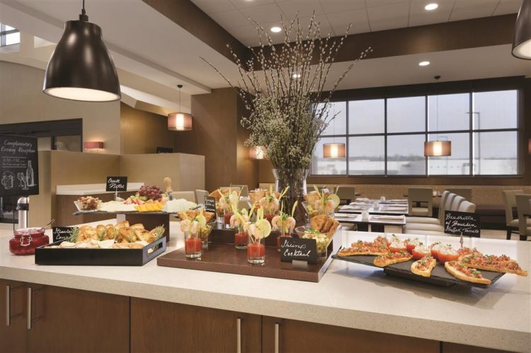 Embassy Suites by Hilton Akron Canton Airport, OH 44720 near Akron-canton Regional Airport View Point 18