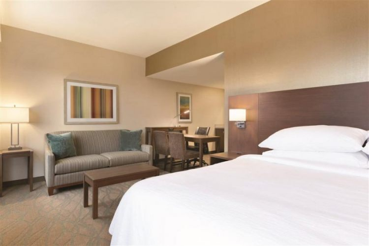 Embassy Suites by Hilton Akron Canton Airport, OH 44720 near Akron-canton Regional Airport View Point 7