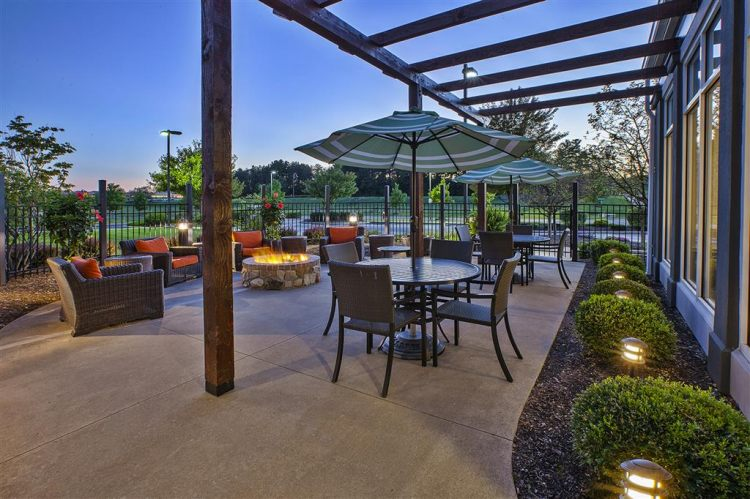 Hilton Garden Inn Akron-Canton Airport, OH 44720 near Akron-canton Regional Airport View Point 1