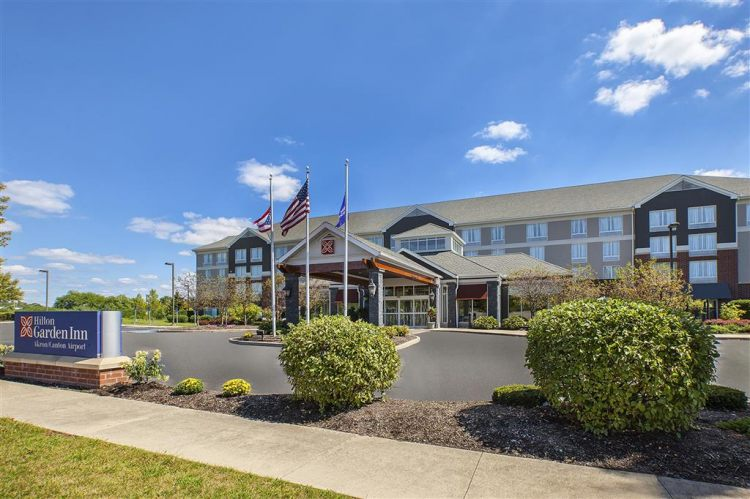 Hilton Garden Inn Akron-Canton Airport, OH 44720 near Akron-canton Regional Airport View Point 27