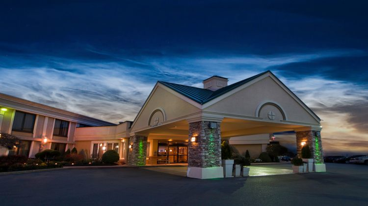 Holiday Inn Buffalo-Intl Airport, NY 14225 near Buffalo Niagara International Airport View Point 1