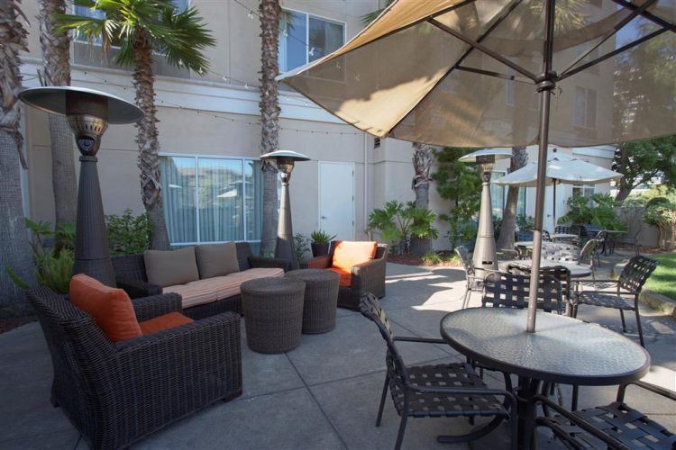 HILTON GARDEN INN SFO ARPT NORTH, CA 94080 near San Francisco International Airport View Point 1