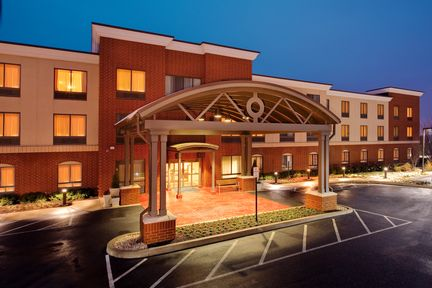 Holiday Inn Express Hotel & Suites Bethlehem Airport/Allentown area, PA 18017 near Lehigh Valley International Airport View Point 15