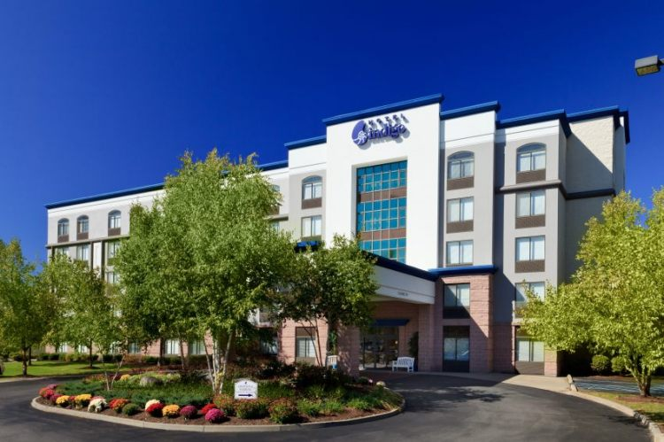 Hotel Indigo Albany Latham, NY 12110 near Albany International Airport View Point 1