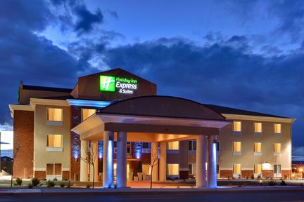 Holiday Inn Express & Suites Albuquerque Airport, NM 87106 near Albuquerque International Sunport View Point 17