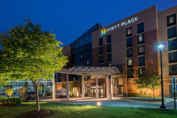 Hyatt Place Herndon/Dulles Airport East, VA 20171 near Washington Dulles International Airport View Point 33