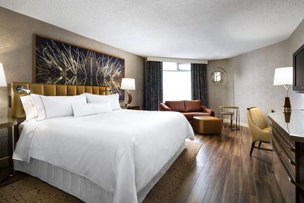 The Westin Toronto Airport, ON M9W 5N4 near Toronto Pearson International Airport View Point 4