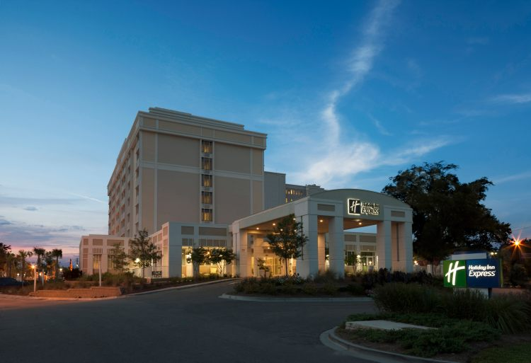 HOLIDAY INN EXP MED AREA, SC 29403 near Charleston International Airport / Charleston Afb View Point 14