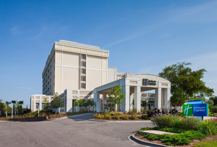 HOLIDAY INN EXP MED AREA, SC 29403 near Charleston International Airport / Charleston Afb View Point 13