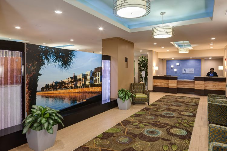 HOLIDAY INN EXP MED AREA, SC 29403 near Charleston International Airport / Charleston Afb View Point 10
