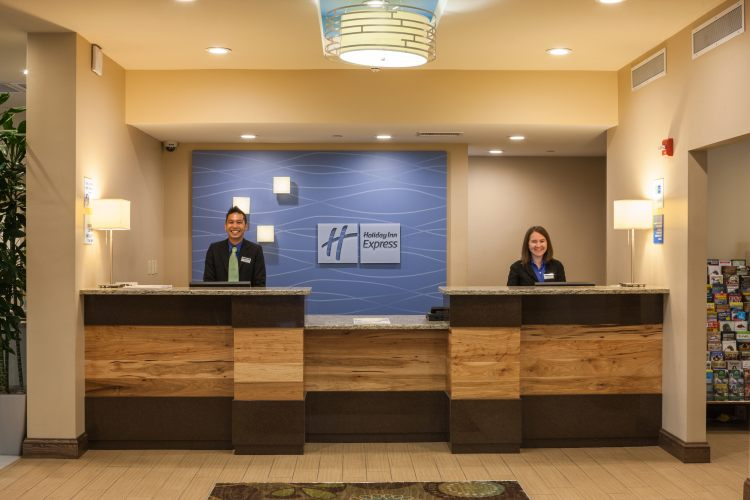 HOLIDAY INN EXP MED AREA, SC 29403 near Charleston International Airport / Charleston Afb View Point 9