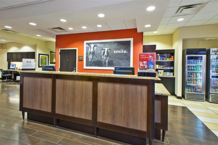 Hampton Inn Washington-Dulles Int'l Airport South, DC 201511 near Washington Dulles International Airport View Point 19