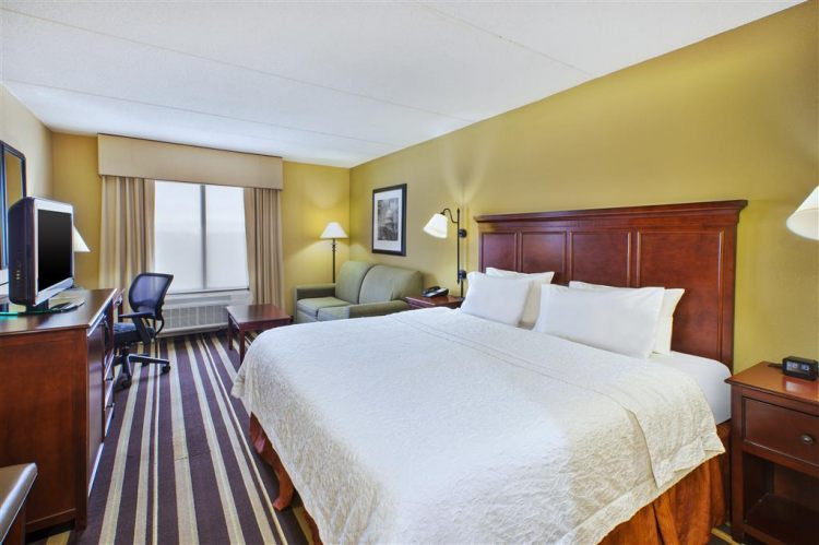 Hampton Inn Washington-Dulles Int'l Airport South, DC 201511 near Washington Dulles International Airport View Point 2