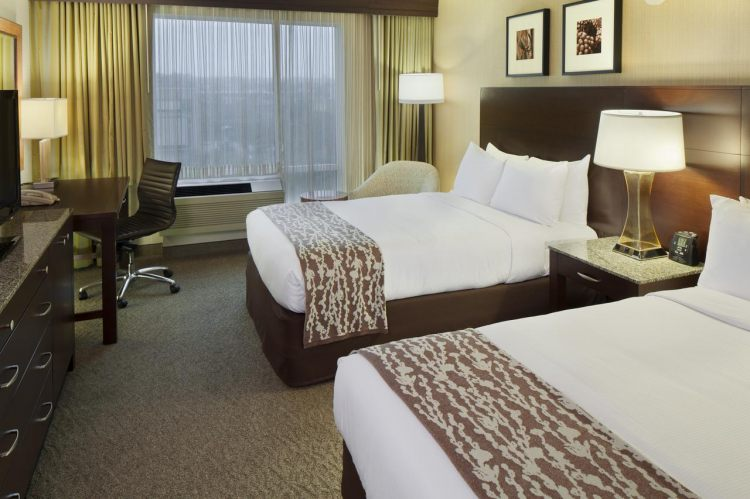 DOUBLETREE BY HILTON BOSTON BAYSIDE, MA 02125 near Boston Logan International Airport View Point 7