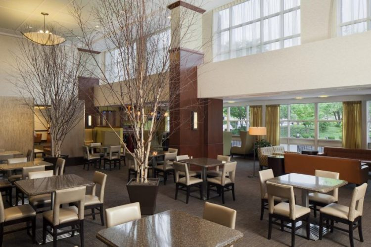 DOUBLETREE BY HILTON BOSTON BAYSIDE, MA 02125 near Boston Logan International Airport View Point 10