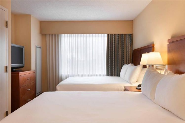 EMBASSY SUITES BY HILTON BOS LOGAN ARPRT, MA 02128 near Boston Logan International Airport View Point 11