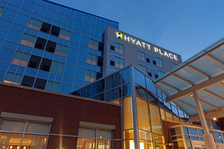 Hyatt Place Chicago/Midway Airport, IL 60638 near Midway International Airport View Point 1