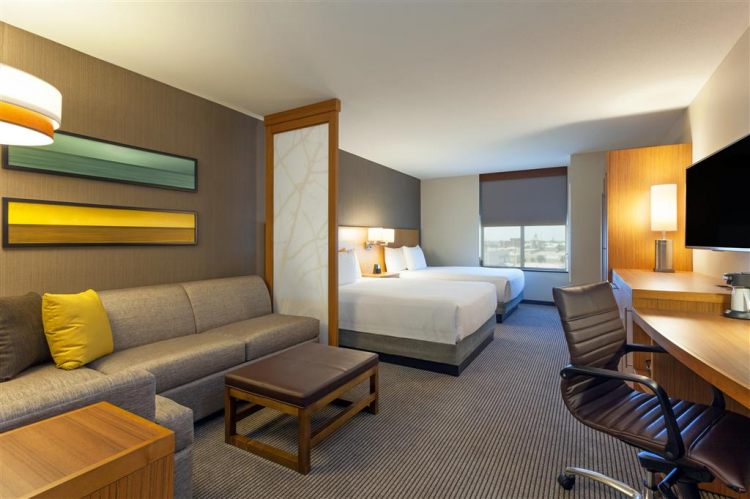 Hyatt Place Chicago/Midway Airport, IL 60638 near Midway International Airport View Point 8