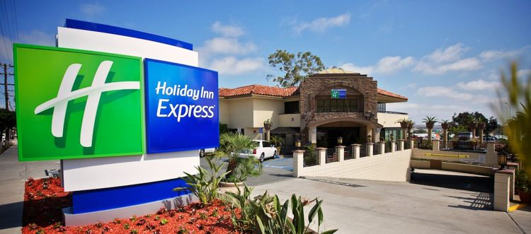 The Holiday Inn Express San Diego Airport Old Town