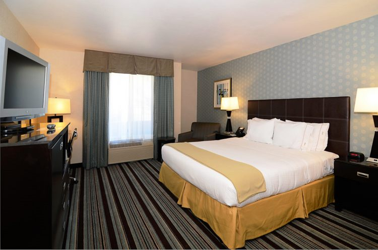 The Holiday Inn Express San Diego Airport Old Town, CA 92110 near San Diego International Airport View Point 6