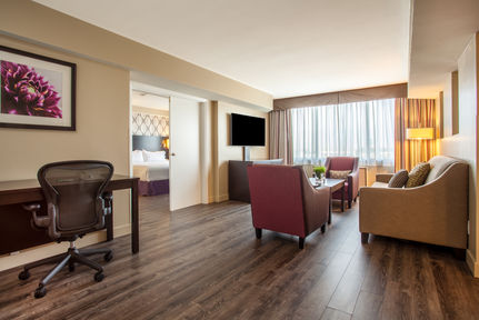 Holiday Inn Toronto International Airport, ON M9W 1J9 near Toronto Pearson International Airport View Point 5