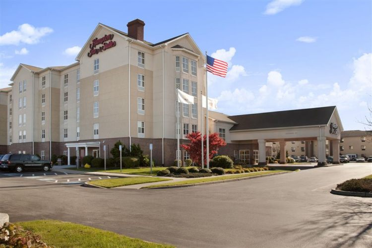 Hampton Inn & Suites Providence/Warwick-Airport, RI 02886 near Theodore Francis Green State Airport View Point 34