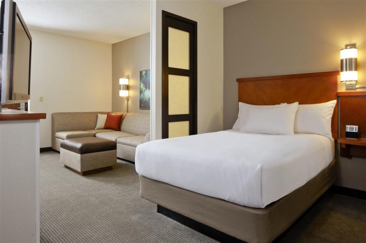 Hyatt Place Kansas City Airport , MO 64153 near Kansas City International Airport View Point 13