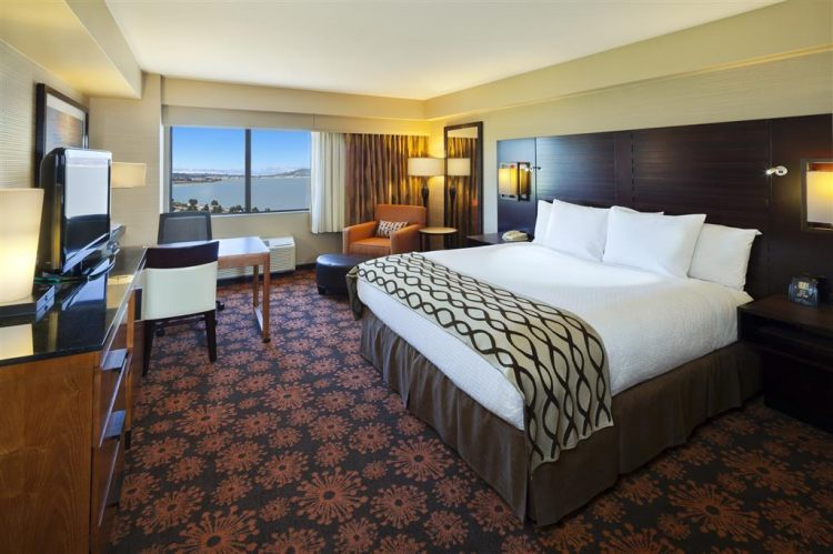DoubleTree by Hilton Hotel San Francisco Airport, CA 94010 near San Francisco International Airport View Point 13