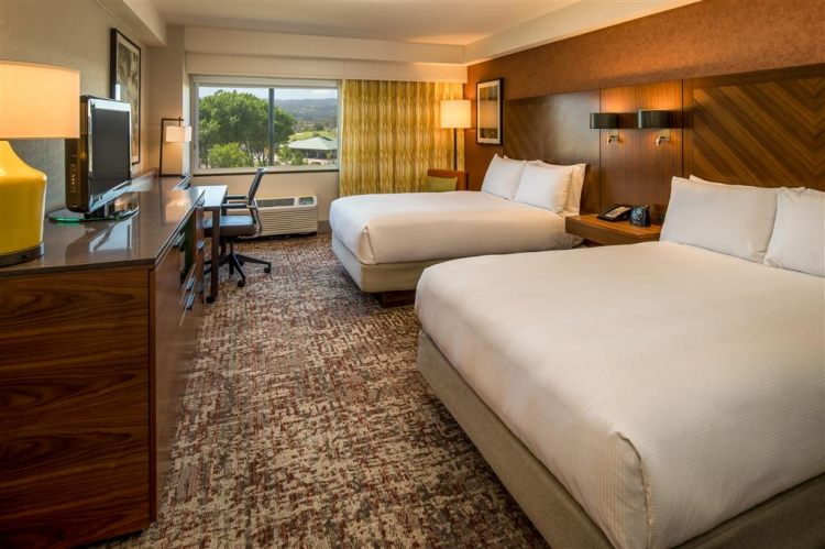 DoubleTree by Hilton Hotel San Francisco Airport, CA 94010 near San Francisco International Airport View Point 7