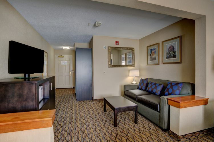Holiday Inn Hotel & Suites Milwaukee Airport Hotel, WI 53207 near General Mitchell International Airport View Point 17