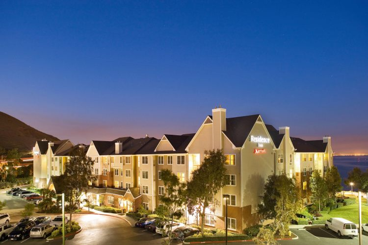Residence Inn San Francisco Airport/Oyster Point Waterfront, CA 94080 near San Francisco International Airport View Point 1