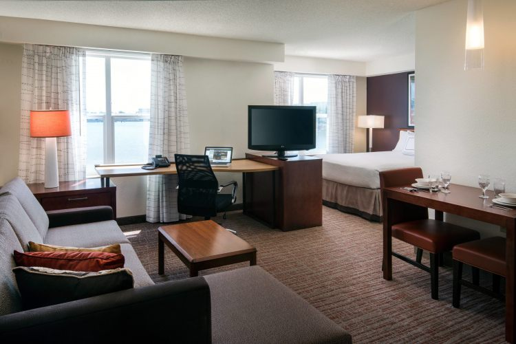 Residence Inn San Francisco Airport/Oyster Point Waterfront, CA 94080 near San Francisco International Airport View Point 8