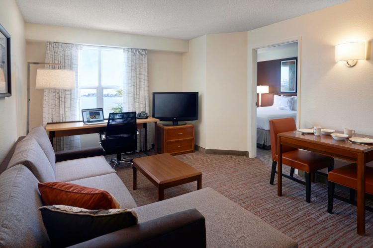 Residence Inn San Francisco Airport/Oyster Point Waterfront, CA 94080 near San Francisco International Airport View Point 7