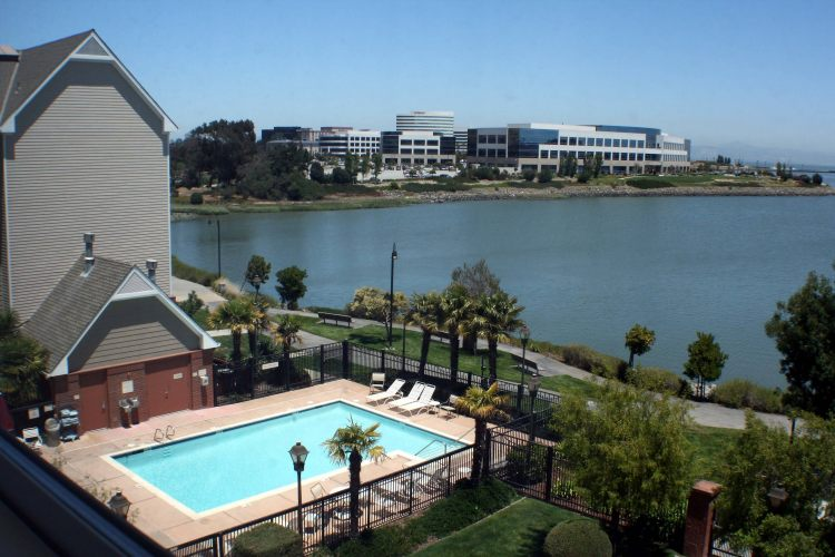 Residence Inn San Francisco Airport/Oyster Point Waterfront, CA 94080 near San Francisco International Airport View Point 3